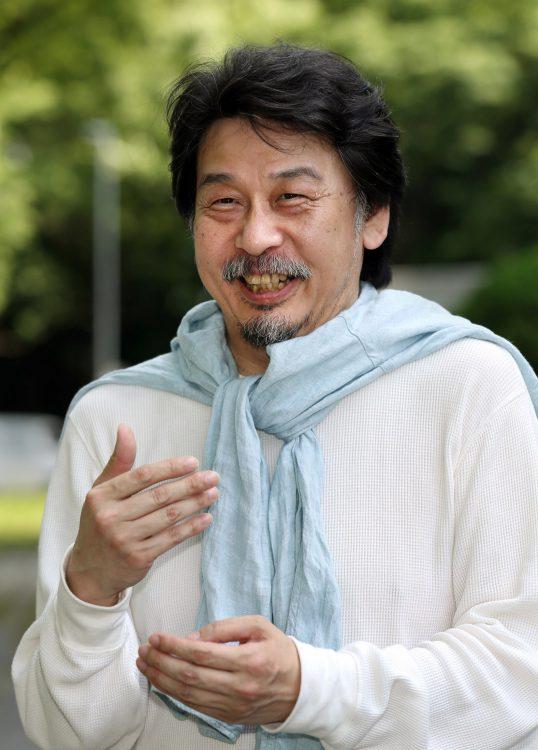 写真 溝渕雅幸さん