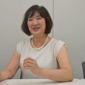 写真 尾花紀子さん