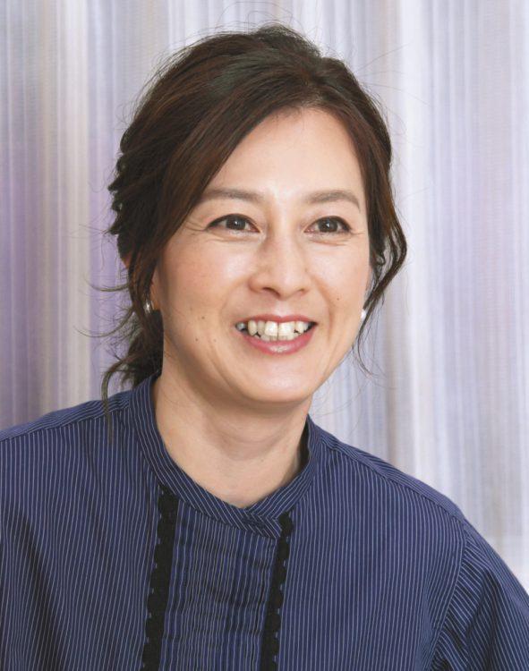 写真 森尾由美さん