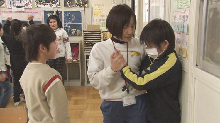 写真 映画「みんなの学校」の一場面
