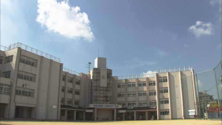 写真 映画「みんなの学校」の舞台、大空小学校