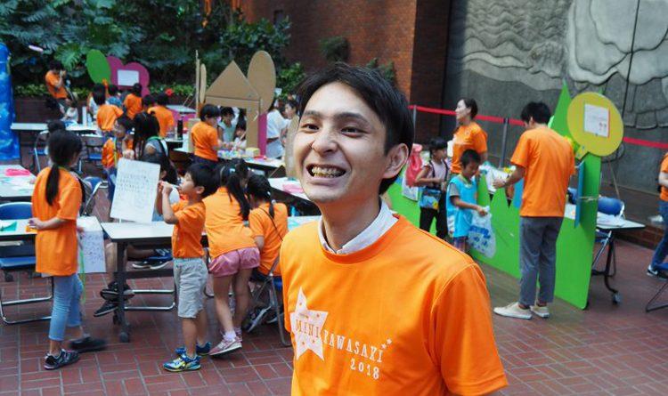 写真 「子どもたちを信じることが大事」と実行委員長の安藤哲也さん