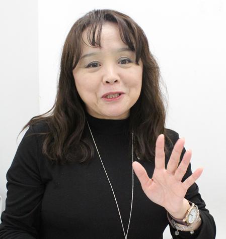 多感覚演劇を企画・プロデュースした中山夏織さん