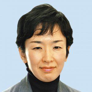 写真 南野奈津子教授