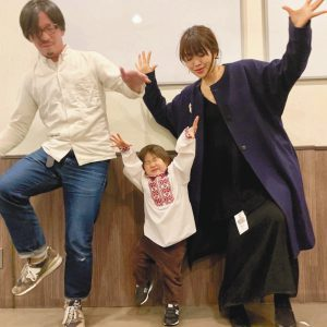 20190412坂本美雨さん〈坂本美雨さんの子育て日記