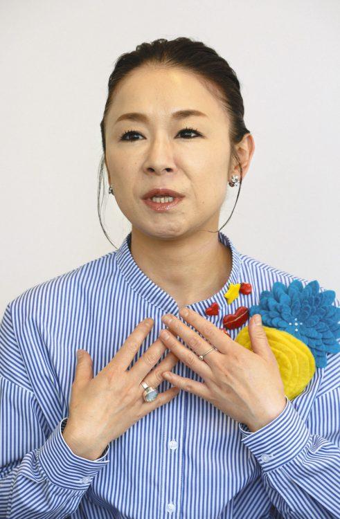 演歌歌手 岩本公水さん 突然出なくなった声…でも神様っているんですね ...