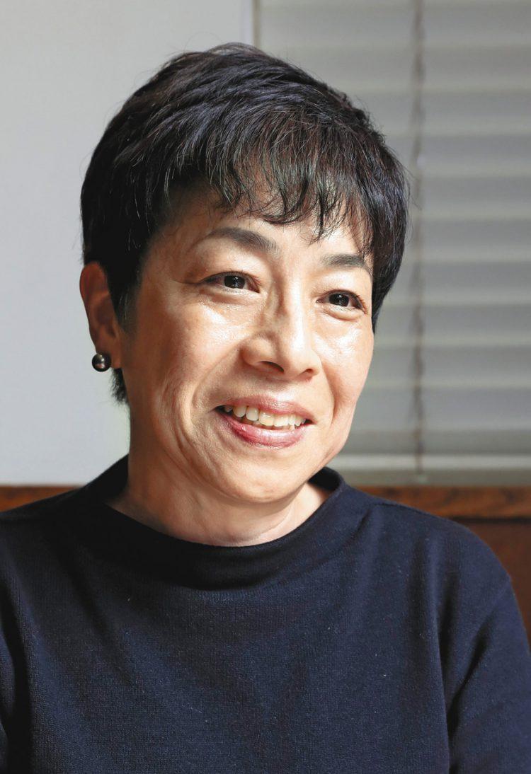 写真 料理家の飛田和緒さん