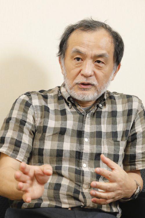 子どもと家族のメンタルクリニックやまねこ院長で、児童精神科医の田中哲さん