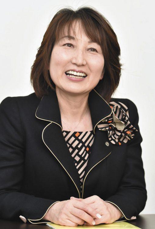 写真 山本久美さん