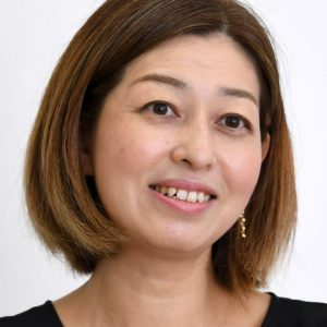 写真 南家真紀子(なんけ・まきこ)さん