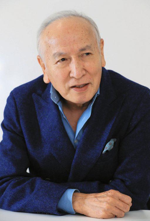 写真 俳優 村井国夫さん