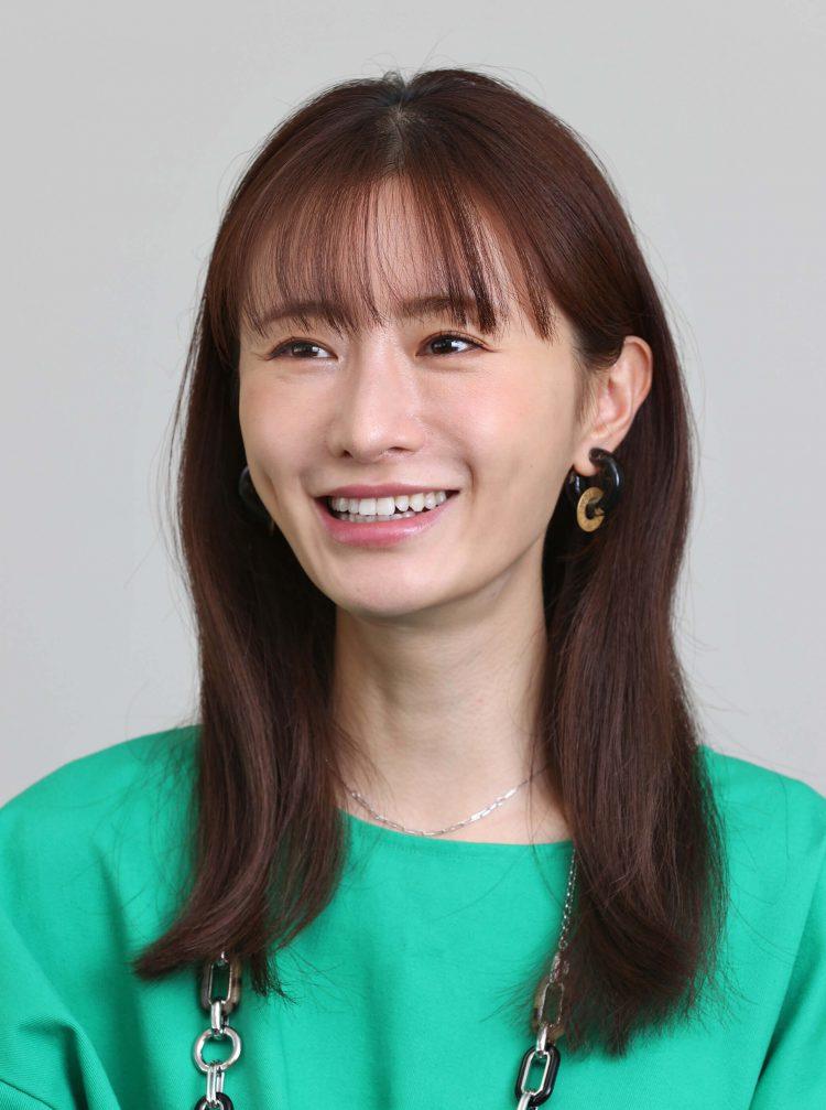 写真 女優・松本まりかさん