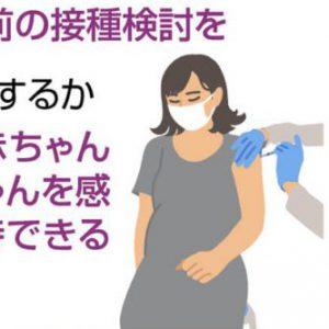 図解 妊婦の新型コロナワクチンに関するQ&A