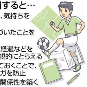図解 スポーツノートの効果